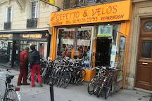 Gepetto & Velos, Paris, France