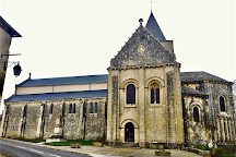 Eglise Saint-Jean-Baptiste, Jazeneuil, France