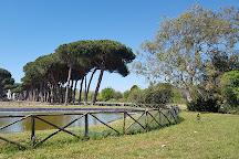 Il Parco di Villa Guglielmi, Fiumicino, Italy