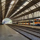 Железнодорожная станция  Port Bou