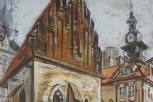 Katie Feygie Art Gallery, Prague, Czech Republic
