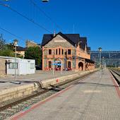 Железнодорожная станция  Puigcerdá