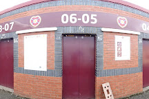 Heart Of Midlothian Football Club, Edinburgh, United Kingdom