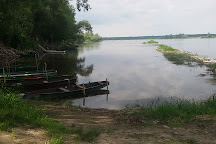 Marina on the Vistula River, Wloclawek, Poland