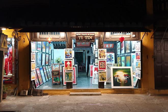 Gallery Ti Tin, Hoi An, Vietnam