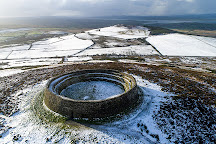 Grianan Of Aileach, County Donegal, Ireland
