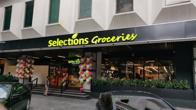 Selections Groceries - Wisma Lim Foo Yong