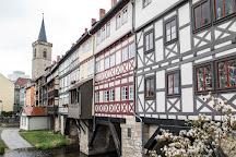 Kramerbrucke Erfurt, Erfurt, Germany