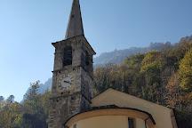 Centro Visite della Riserva del Mont Mars, Fontainemore, Italy