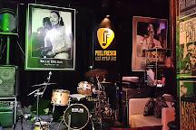 Peel Fresco Music Lounge, Hong Kong, China