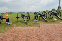 Antietam National Cemetery, Sharpsburg, United States
