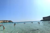 Spiaggia dei Conigli, Lampedusa, Italy