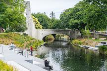 Avon River, Christchurch, New Zealand