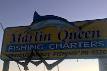 Marlin Queen Fishing Charters, Rarotonga, Cook Islands