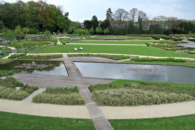 Jardin du Fleuriste du Stuyvenberg