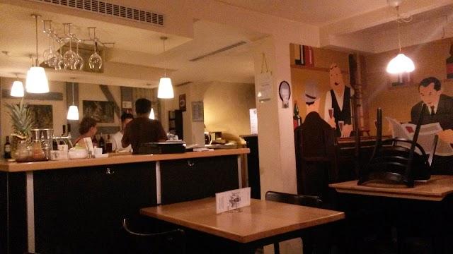 Restaurant Stadt Venedig