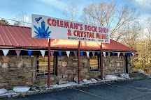 Coleman Crystal Mines and Rock Shop-Jim, Jessieville, United States