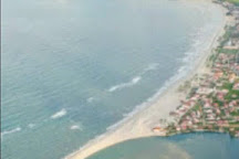 Barra do Rio Beach, Genipabu, Brazil