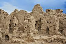 Ancient City of Jiaohe (Yarkhoto), Turpan, China
