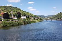 Carl Theodor Old Bridge (Alte Brucke), Heidelberg, Germany