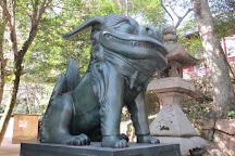 Sumiyoshi Shrine, Shimonoseki, Japan