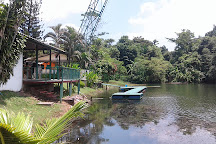 Jungle Bungy Jump, Phuket, Thailand