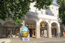 Salzburg Museum, Salzburg, Austria