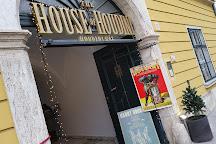 The House of Houdini, Budapest, Hungary