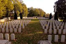 Cimitero inglese di Giavera del Montello, Giavera del Montello, Italy