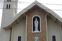 Catholic Kainan Church, Naha, Japan