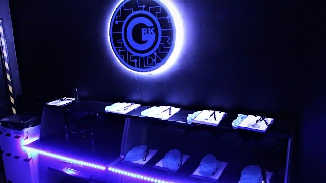 Escape Room RK Games Madrid - Ciencia ficción & Role playing