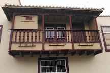 Balcones de la avenida Maritima, Santa Cruz de la Palma, Spain