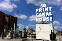 3D Print Canal House, Amsterdam, The Netherlands