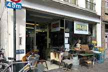 Brocante Cafe, Bruges, Belgium