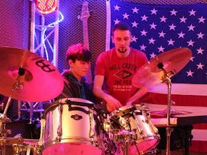 Schlagzeugunterricht in Münster - Schlagzeugschule Münster - Rock - Jazz - Pop