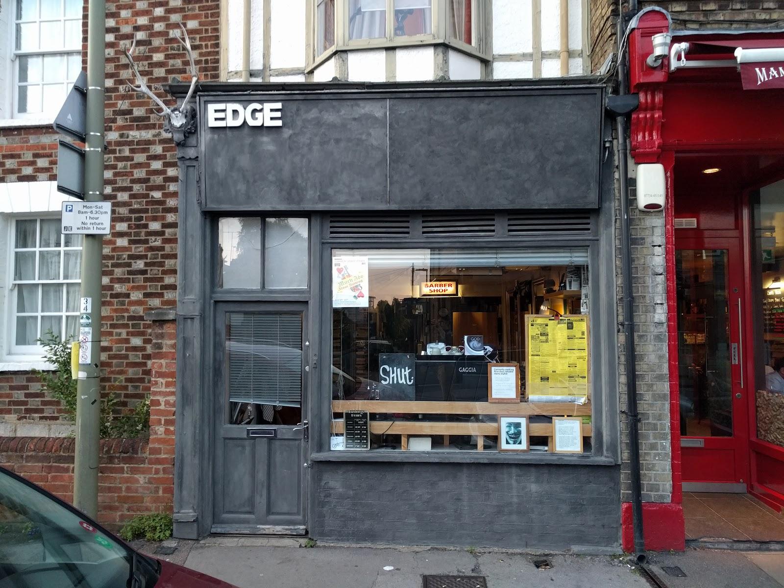 Edge Barbers