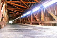 Eldean Covered Bridge, Troy, United States