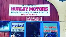 Hurley Motors oxford