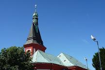 Church, Loket, Czech Republic