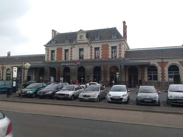 Gare de Rodez