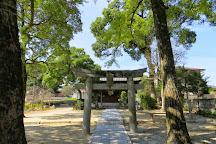 Sakamoto Hachiman Shrine, Dazaifu, Japan