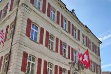 Hotel de Ville, Delemont, Switzerland