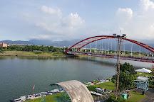 Dongshan River Water Park, Wujie, Taiwan