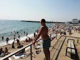 Пляж В Черноморске