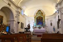 Chapelle Saint Hospice, St-Jean-Cap-Ferrat, France