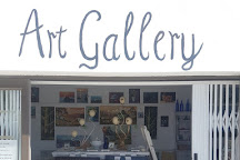 At Botha Art Gallery, Paternoster, South Africa