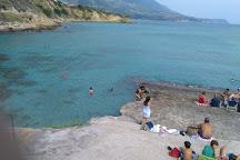 Agios Thomas Beach, Karavados, Greece