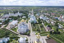 Saint Seraphim-Diveyevo Monastery, Diveyevo, Russia