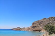 Spiaggia Xerokampos, Xerocambos, Greece