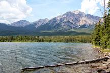 Pyramid and Patricia Lakes, Jasper, Canada